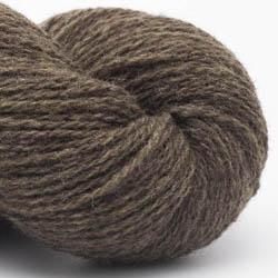 BC Garn Bio Shetland GOTS Braungrün
