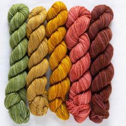 Manos del Uruguay Silk Blend Fino minis Rosaline