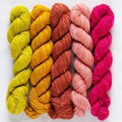 Manos del Uruguay Silk Blend Fino minis Sybil