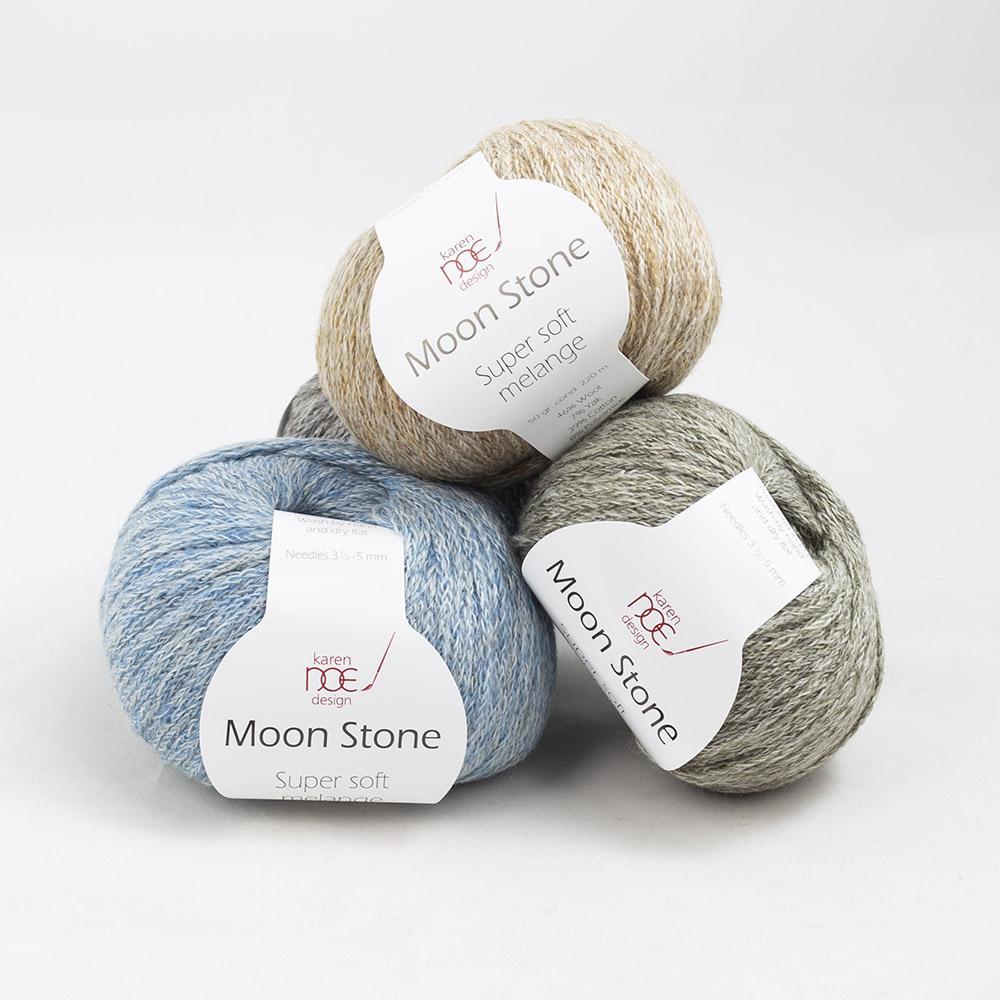 Karen Noe Design Moon Stone