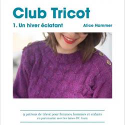 div. Buchverlage Alice Hammer: Club Tricot 1 English