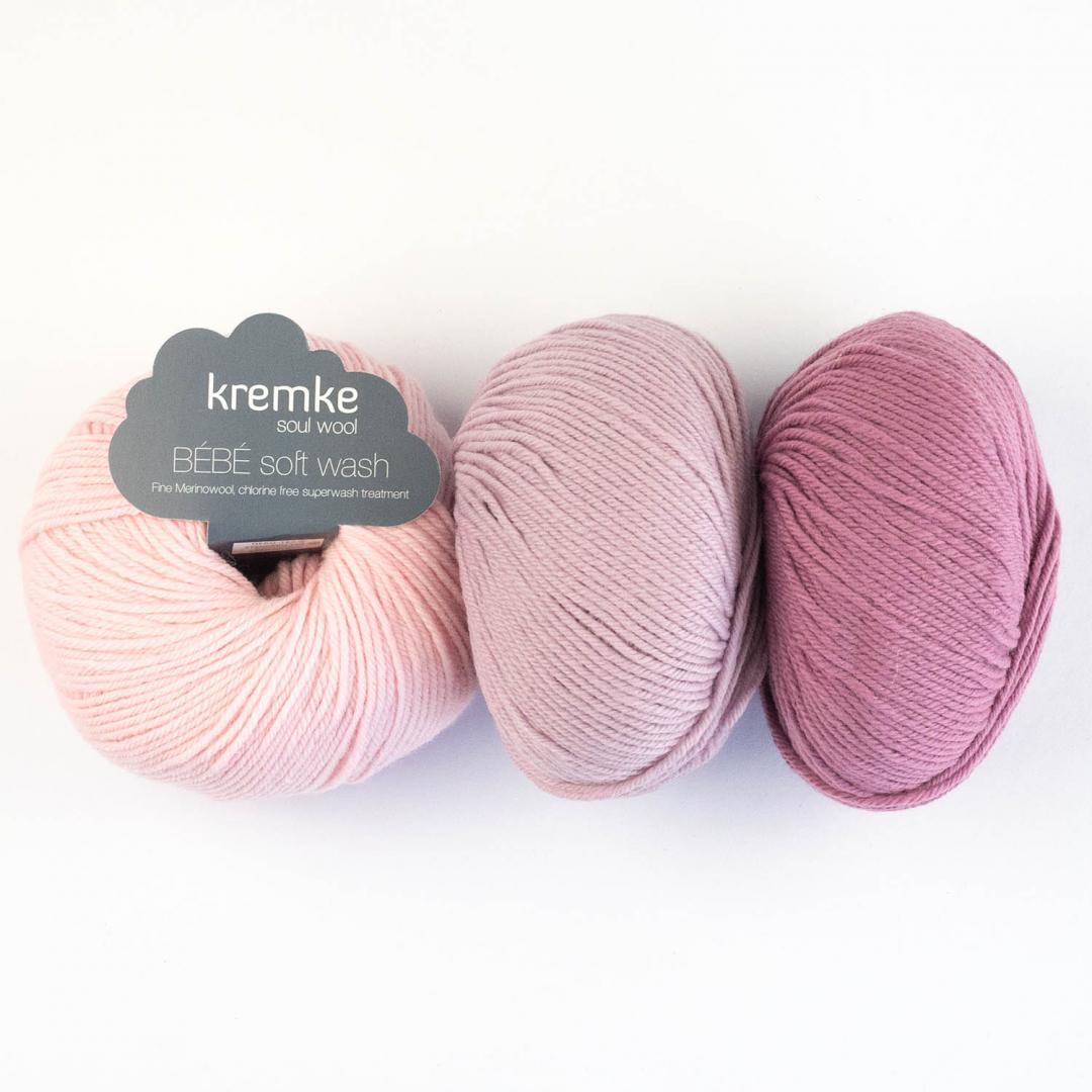 Kremke Soul Wool Bébé Soft Wash