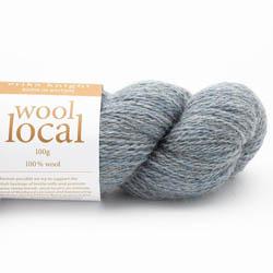 Erika Knight Wool Local 100g Bennett Pale Blue
