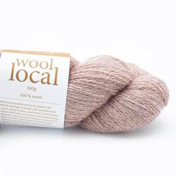 Erika Knight Wool Local 100g Rosedale Pale Pink