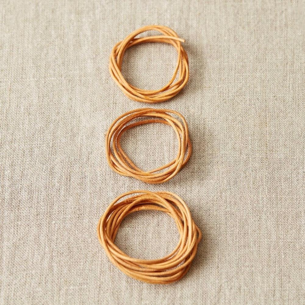 CocoKnits Leather Cord Set