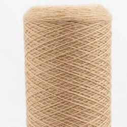 Kremke Soul Wool Merino Cobweb Lace Creme Brown