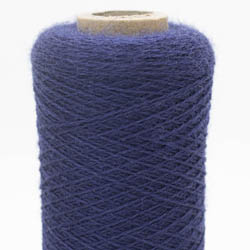 Kremke Soul Wool Merino Cobweb Lace Navy