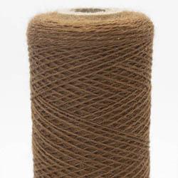 Kremke Soul Wool Merino Cobweb Lace Brown