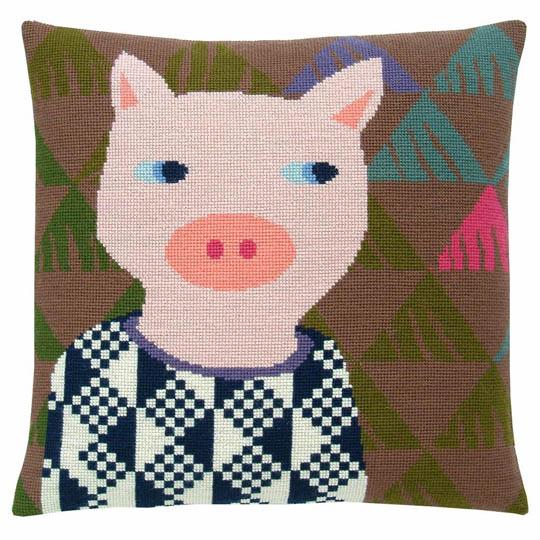 Fru Zippe Pillow Pig 740293