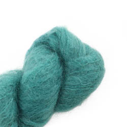Cowgirl Blues Fluffy Mohair Semi Solids 41-Camps Bay