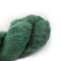 Cowgirl Blues Fluffy Mohair Semi Solids 13-Rainforest