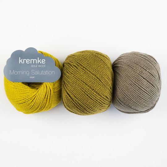 Kremke Soul Wool Morning Salutation vegan