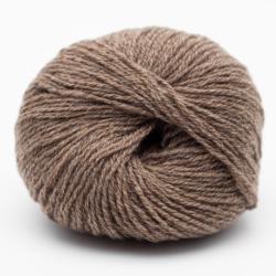 Kremke Soul Wool Eco Cashmere Fingering Schokolade