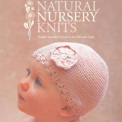 Erika Knight Buch Natural Nursery Knits English