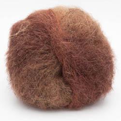 Kremke Soul Wool Baby Silk Lace 25g Rostbraun