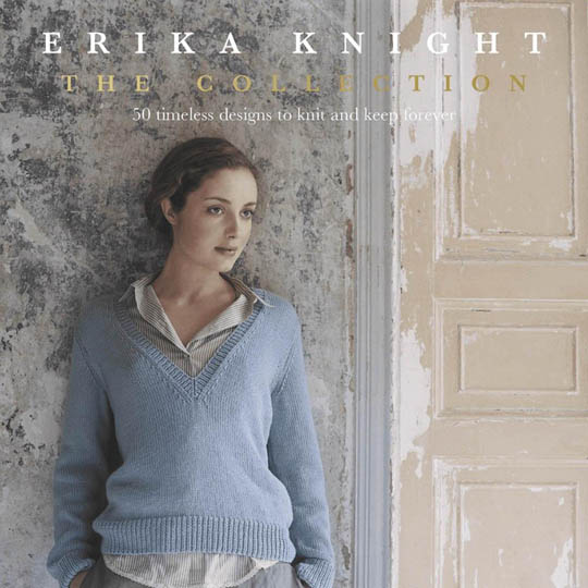 Erika Knight Buch The Collection English
