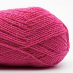 Kremke Soul Wool Edelweiss Alpaca 4-ply 25g Violet-Pink