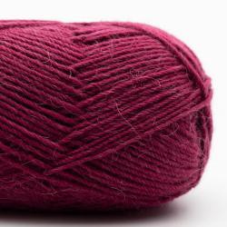 Kremke Soul Wool Edelweiss Alpaca 4-ply 25g Dark Red