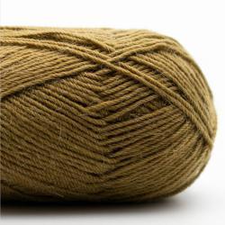 Kremke Soul Wool Edelweiss Alpaca 4-ply 25g Olive