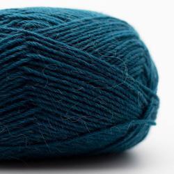 Kremke Soul Wool Edelweiss Alpaca 4-ply 25g Deep Blue
