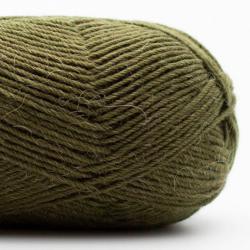 Kremke Soul Wool Edelweiss Alpaca 4-ply 25g Dark Olive