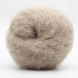 Kremke Soul Wool Baby Silk Fluffy solid Light beige