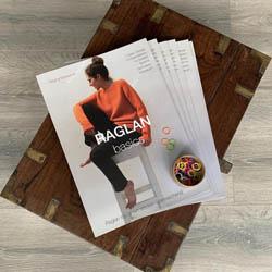 BC Garn Anleitungsbuch Raglan Basics Pullover by Regina Moessmer