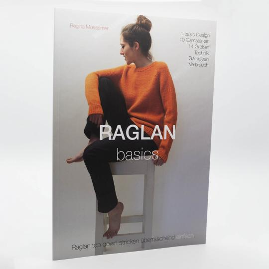 BC Garn Raglan Basics by Regina Moessmer