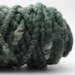 Kremke Soul Wool Rugby Rug Wool dyed Jägergrün