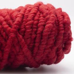 Kremke Soul Wool Rugby Rug Wool dyed Kirschrot