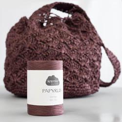 Kremke Soul Wool Papyrus Anleitungsheft