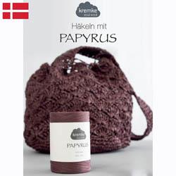 Kremke Soul Wool Papyrus Anleitungsheft  Dansk