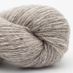 BC Garn Loch Lomond Lace GOTS NEW silber