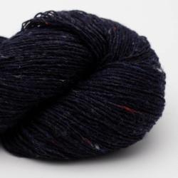 BC Garn Loch Lomond Lace GOTS NEW nacht-blau
