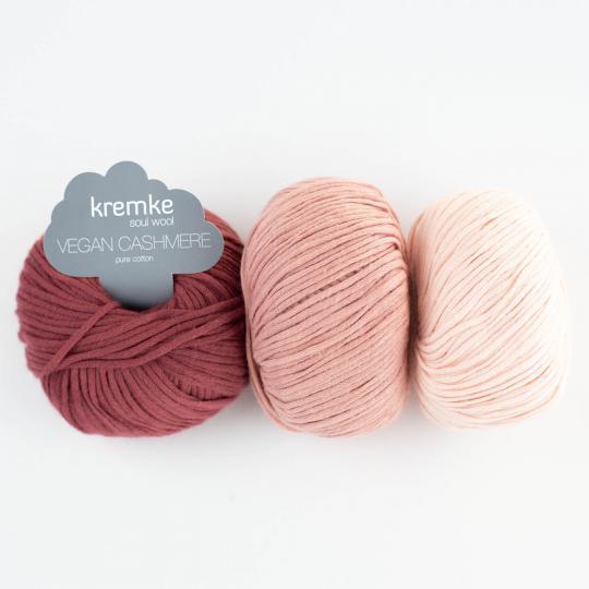 Kremke Soul Wool Vegan Cashmere - pure Cotton