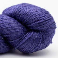 BC Garn Jaipur Peace Silk traube