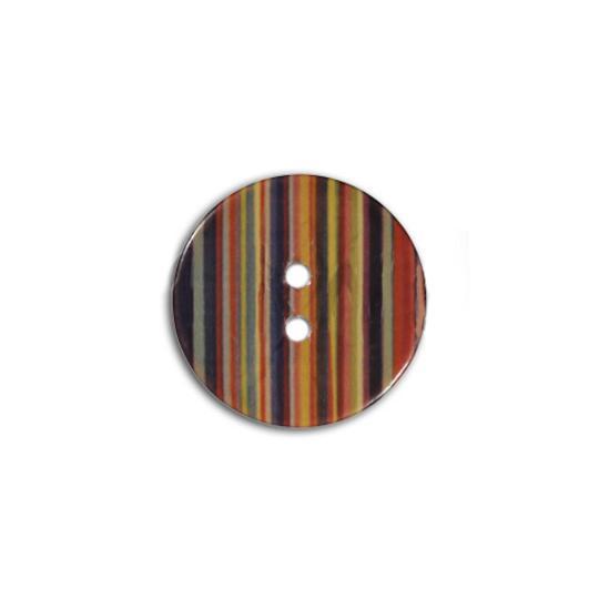 Jim Knopf Cocosknopf Streifen bunt in verschiedenen Größen