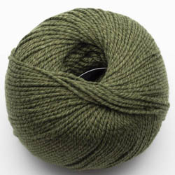 Kremke Soul Wool Morning Salutation vegan fino Oliv