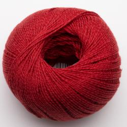 Kremke Soul Wool Morning Salutation vegan fino Rusty Red
