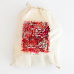 Cowgirl Blues Beehive Blanket Kit