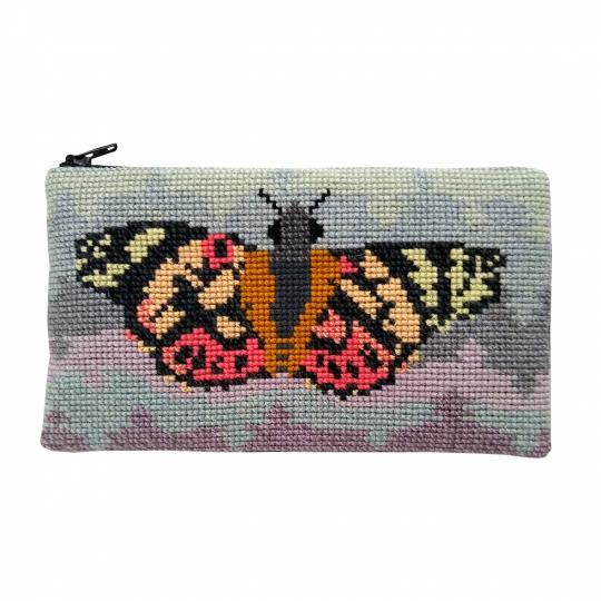 Fru Zippe Clutch Butterfly 71-0461