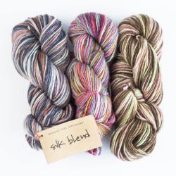 Manos del Uruguay Silk Blend - gradient