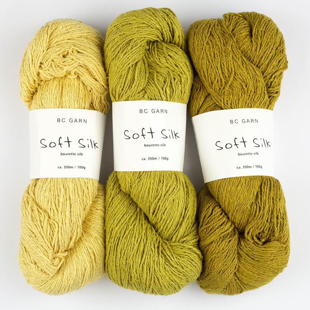 BC Garn Soft Silk (100g)