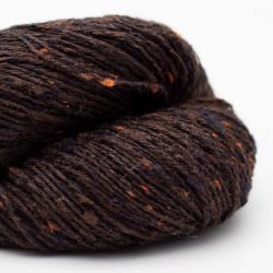 BC Garn Tussah Tweed black brown