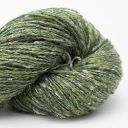 BC Garn Tussah Tweed green-garden