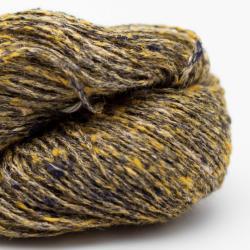 BC Garn Tussah Tweed yellow-gold-mix
