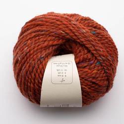 BC Garn Hamelton Tweed 2 rotorange