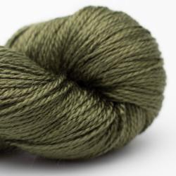BC Garn Jaipur Silk Fino Oliv