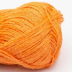 BC Garn Lino bright orange