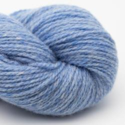 BC Garn Semilla Melange GOTS light blue